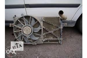 б/у Диффузор Opel Astra G