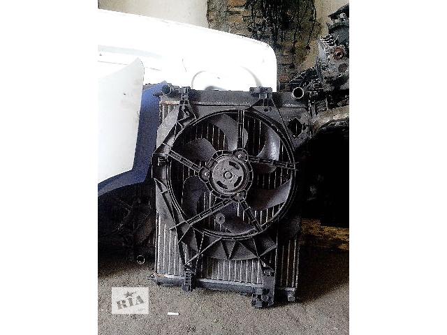 купить бу Б/у диффузор в сборе для легкового авто Renault Trafic в Ковеле