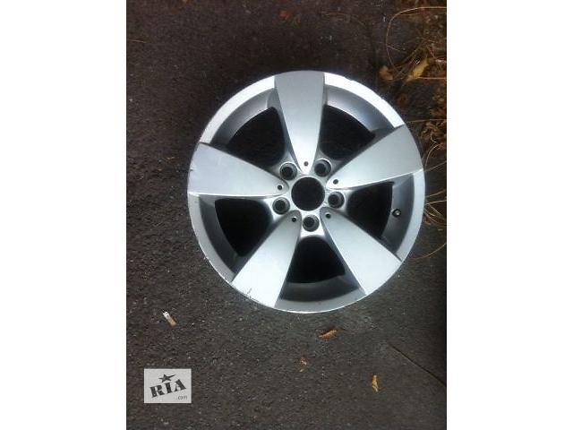 Б/у диск для легкового авто  BMW r17 O.E. 6767538- объявление о продаже  в Киеве