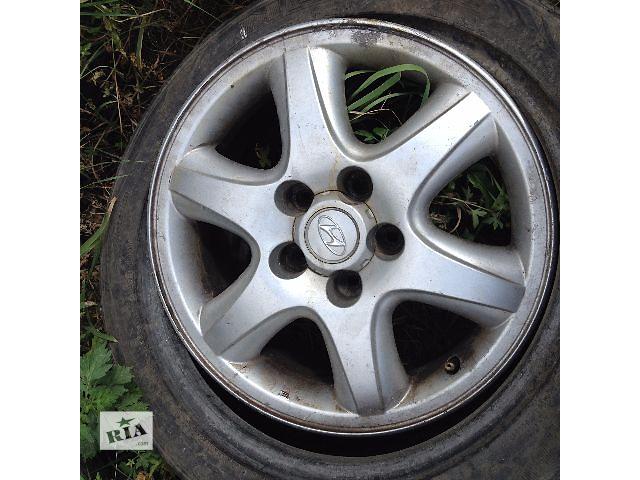 продам Б/у диск для легкового авто Hyundai Tucson 2007 бу в Ровно