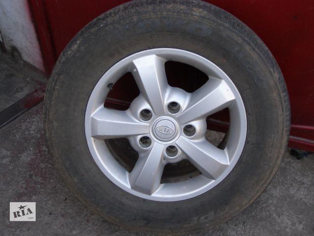 бу Б/у диск для легкового авто Kia Sorento в наличии 3 диска цена 100 у.е за один в Новой Каховке