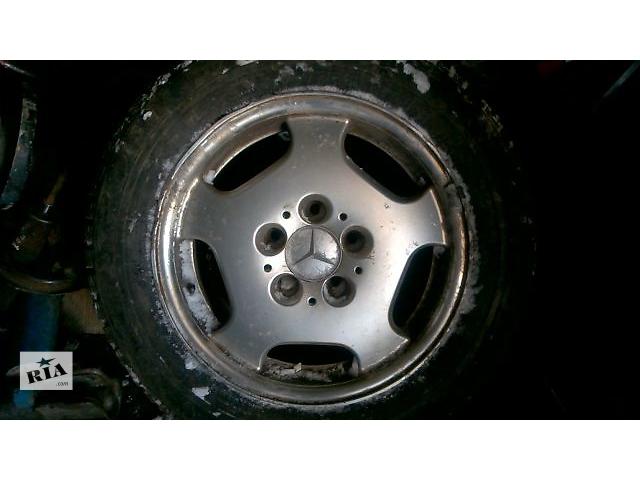 продам Б/у диск для легкового авто Mercedes бу в Тернополе