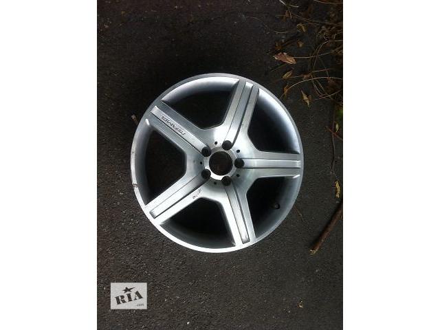 продам Б/у диск для легкового авто Mercedes ML55 AMG b66030078 бу в Киеве