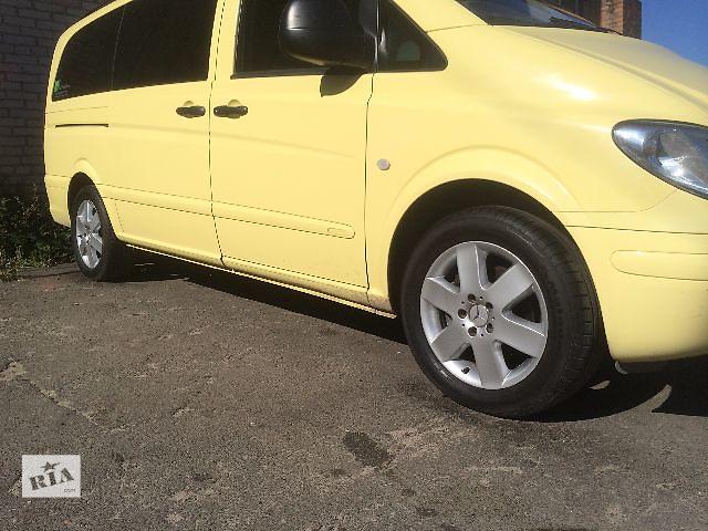 бу Б/у диск для легкового авто Mercedes Vito в Луцке
