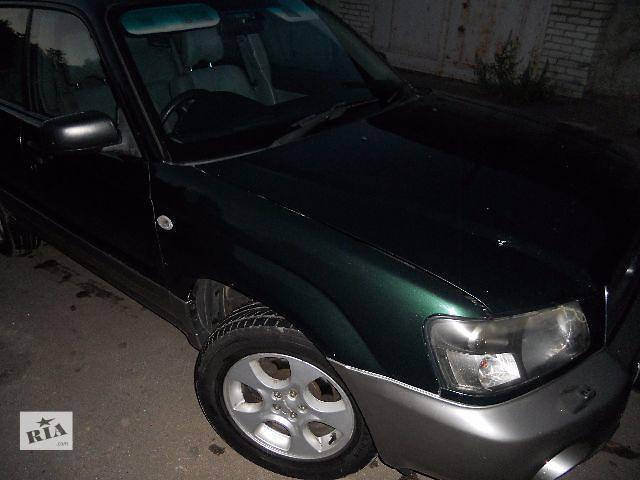 продам Б/у диск для легкового авто Subaru Forester 2005 бу в Львове