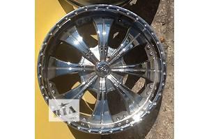 б/у Диск Диск литой VCT ScarFace 22 Легковой Lexus LX 2005
