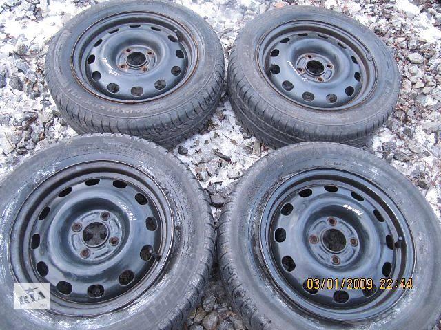 б/у  Диск металический 6 15 4x108 Форд Ford Mondeo- объявление о продаже  в Чемеровцах