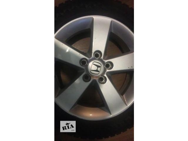 купить бу Б/у диск на Honda Civic 5D в Киеве