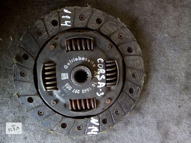 продам Б/у диск сцепления для легкового авто Opel Corsa 1998 бу в Ивано-Франковске