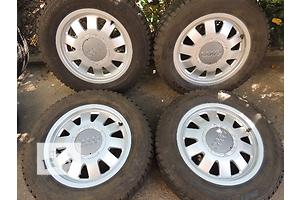 Б/у Диски литые Audi A4 A6 VW Caddy T4 Skoda Seat R15 5x112 6j et45 по халявной цене