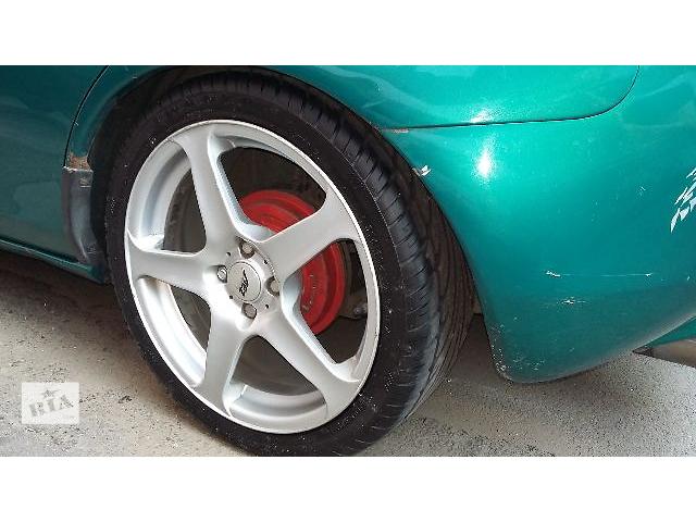 Б/у диски литые R17  для легкового авто.- объявление о продаже  в Одессе
