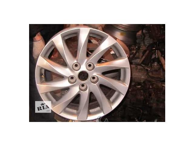 Б/у диски на Mazda 6 NEW- объявление о продаже  в Киеве