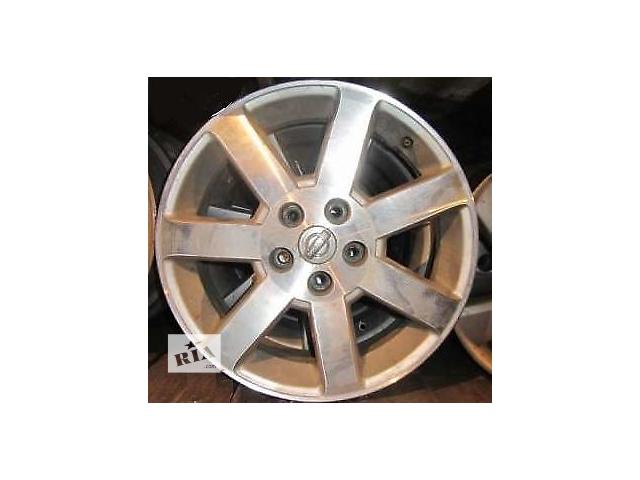 продам Б/у диски на Nissan Maxima QX бу в Киеве