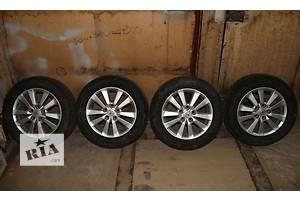 б/у диски с зимней резиной Toyota Camry