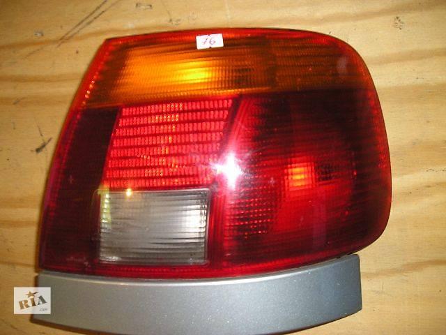 купить бу б/у  Ліхтар задній  правий  Audi A4 Седан  , хороший стан , доставка . в Тернополе
