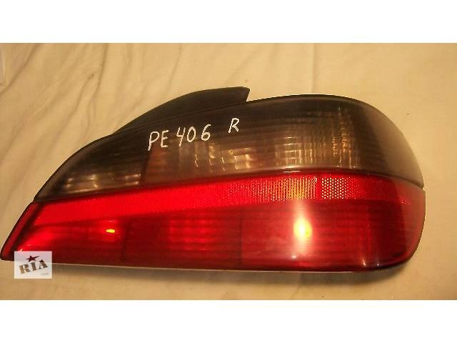 продам Б/у Ліхтар задній правий Peugeot 406 ,  ( є лівий ) виробник Valeo . Made in France , хороший стан , доставка . бу в Тернополе