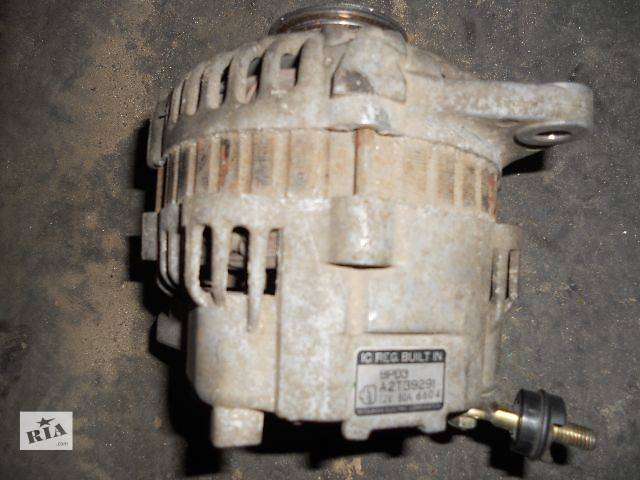 купить бу б/у Електрообладнання двигуна Генератор/щітки Легковий Mazda 323 1996 в Львове