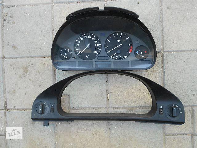б/у Електрообладнання двигуна Панель приладів/спідометр/тахограф/топограф Легковий BMW 523 1997- объявление о продаже  в Чопе