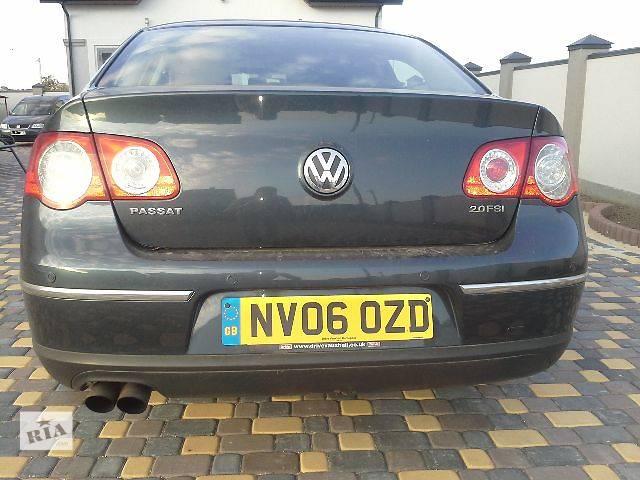 продам б/у Електрообладнання кузова Ліхтар стоп Легковий Volkswagen B6 2008 бу в Львове
