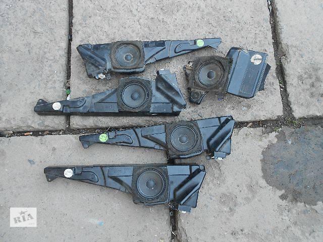 купить бу Б/у Электрооборудование кузова Радио и аудиооборудование/динамики Легковой BMW в Ужгороде