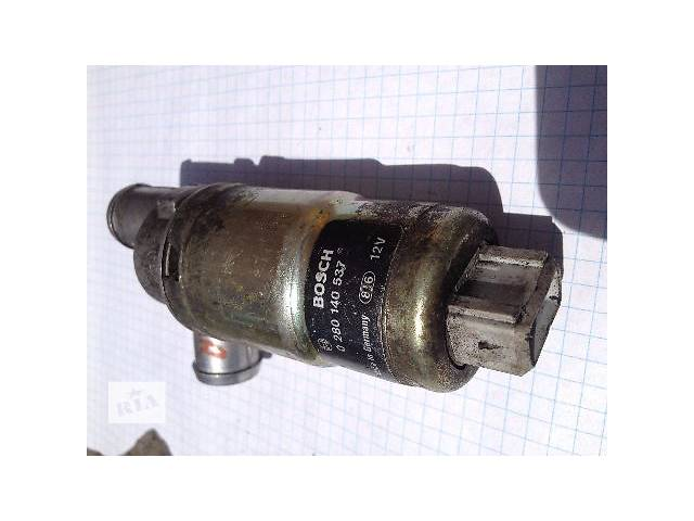 бу б/у Электрооборудование двигателя 0280140537 Клапан холостого хода Легковой Citroen Xsara 1.6 в Луцке