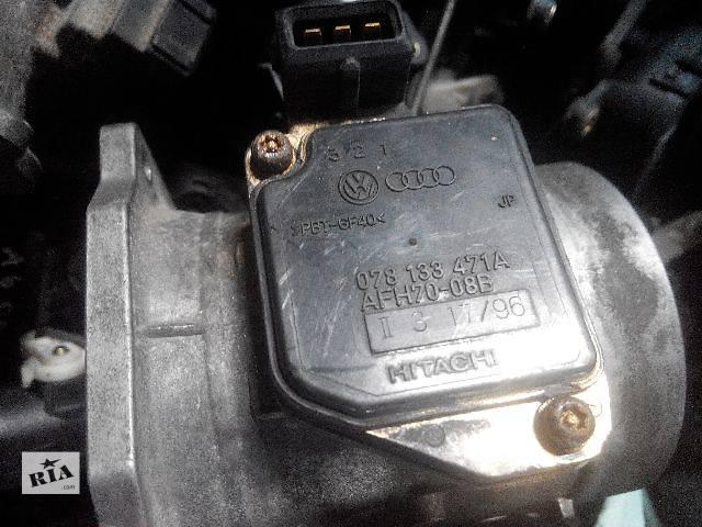 купить бу б/у Электрооборудование двигателя 078133471A Расходомер воздуха Легковой Audi 1997 в Львове