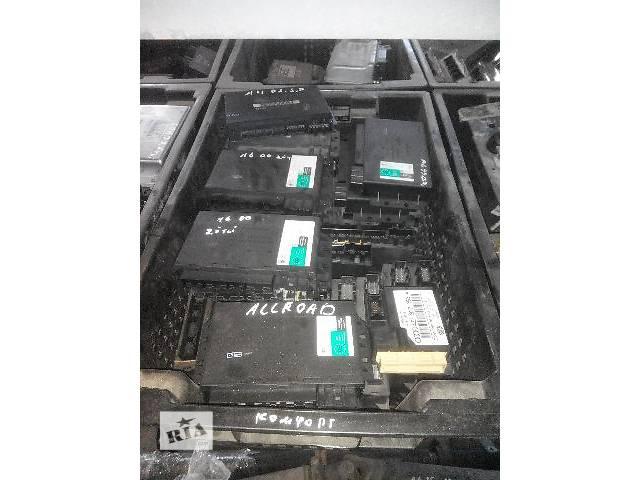 купить бу б/у Электрооборудование двигателя Блок комфорту 4B0962258H, 4B0962258K, 4B0962258A, 4B0962258C, 4B0962258B Легковой Audi в Львове
