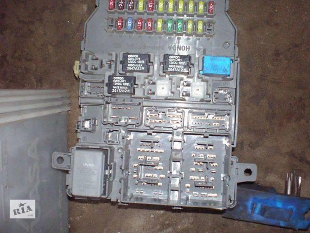 продам б/у Электрооборудование двигателя Блок предохранителей Легковой Acura MDX 2008 бу в Луцке