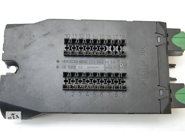 купить бу б/у Электрооборудование двигателя Блок предохранителей Легковой Mercedes Vito 1999 в Тернополе