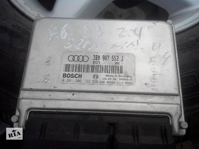 бу б/у Электрооборудование двигателя Блок управления двигателем 3B0907552J  Легковой Audi 1999 в Львове