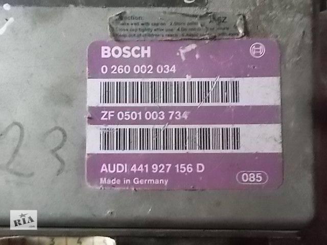 бу Б/у Электрооборудование двигателя Блок управления двигателем Легковой Audi V8 0260002034 0261200183 в Ровно