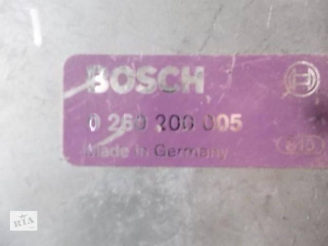 Б/у Электрооборудование двигателя Блок управления двигателем Легковой BMW 318 0260200005 0261200520- объявление о продаже  в Ровно