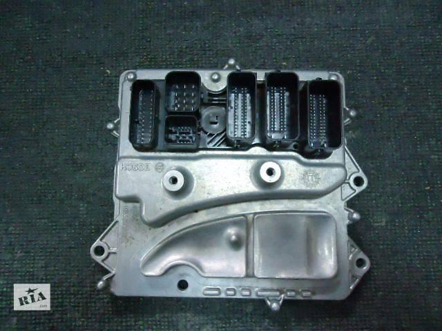 продам б/у Электрооборудование двигателя Блок управления двигателем Легковой BMW F 10 F10 DME 0261S06727  бу в Киеве