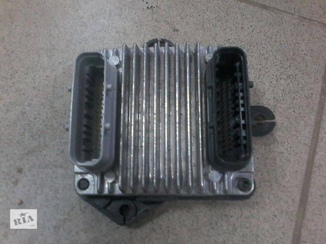 б/у Электрооборудование двигателя Блок управления двигателем Легковой Chevrolet Aveo- объявление о продаже  в Чернигове