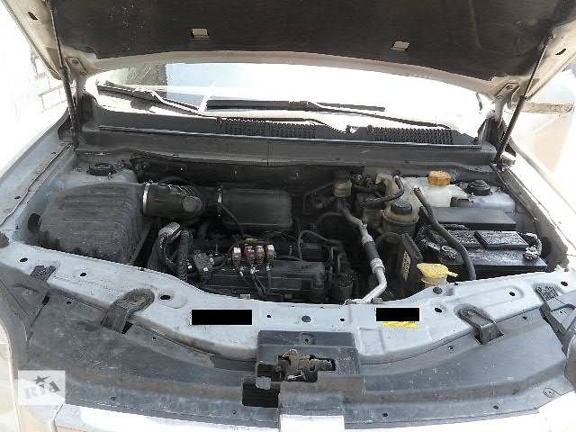 бу б/у Электрооборудование двигателя Блок управления двигателем Легковой Chevrolet Captiva 2007 в Киеве