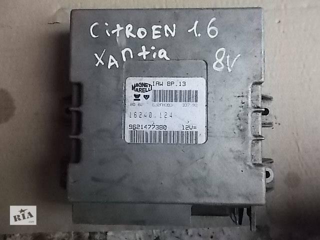 продам Б/у Электрооборудование двигателя Блок управления двигателем Легковой Citroen Xantia 9621477380 0261204939 бу в Ровно
