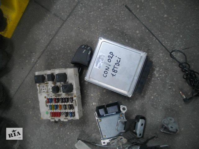 б/у Электрооборудование двигателя Блок управления двигателем Легковой Ford Transit Connect 2003- объявление о продаже  в Львове