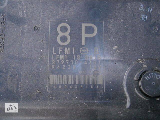 б/у Электрооборудование двигателя Блок управления двигателем Легковой Mazda 3- объявление о продаже  в Луцке