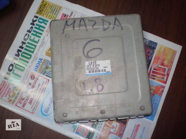 бу б/у Электрооборудование двигателя Блок управления двигателем Легковой Mazda 6 Седан 2005 в Луцке