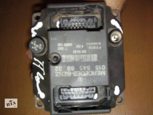 продам б/у Электрооборудование двигателя Блок управления двигателем Легковой Mercedes E-Class Седан 1995 бу в Черновцах