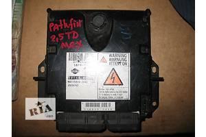 б/у Блок управления двигателем Nissan Pathfinder