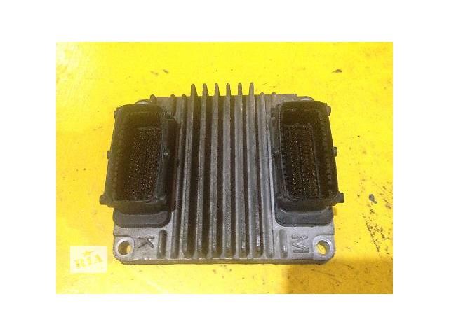 купить бу б/у Электрооборудование двигателя Блок управления двигателем Легковой Opel Zafira в Луцке
