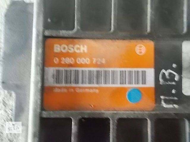 продам Б/у Электрооборудование двигателя Блок управления двигателем Легковой Peugeot 205 0280000724 бу в Ровно