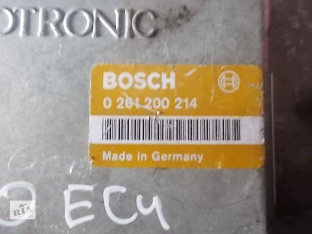 Б/у Блок управления двигателем Легковой Peugeot 605 0261200214 G5S10A04 0265100066- объявление о продаже  в Ровно