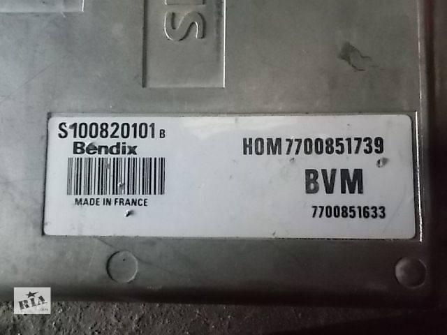 продам Б/у Электрооборудование двигателя Блок управления двигателем Легковой Renault Espace S100820101B бу в Ровно