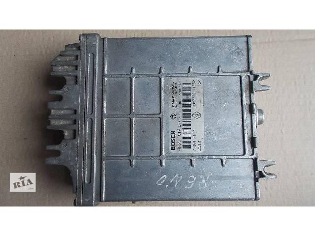 Б/у Электрооборудование двигателя Блок управления двигателем Легковой Renault Megane 2000 0281010077- объявление о продаже  в Ровно