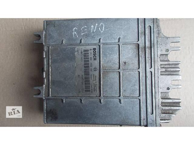 б/у Электрооборудование двигателя Блок управления двигателем Легковой Renault Megane 2000 0281001969- объявление о продаже  в Ровно