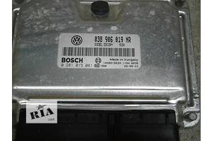 б/у Блоки управления двигателем Skoda Roomster