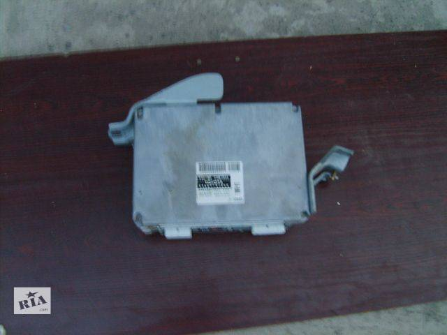 б/у Электрооборудование двигателя Блок управления двигателем Легковой Toyota Camry 2002- объявление о продаже  в Луцке