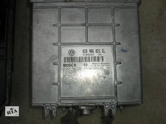 бу б/у Электрооборудование двигателя Блок управления двигателем Легковой Volkswagen B5 в Ивано-Франковске